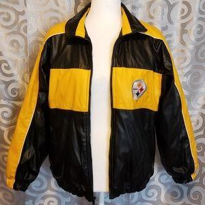 NFL steelers coat